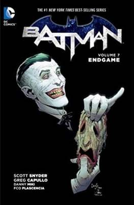 Batman Vol. 2 (2011-2016) (Hardcover) #7