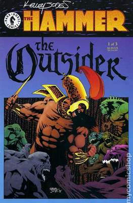 The Hammer: The Outsider