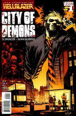 John Constantine / Hellblazer: City of Demons