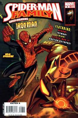 Spider-Man Family (Comic Book) #8
