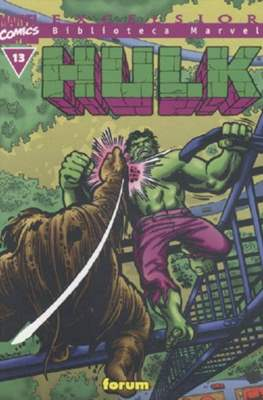 Biblioteca Marvel: Hulk (2004-2006) (Rústica 160 pp) #13