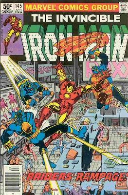 Iron Man Vol. 1 (1968-1996) (Comic book) #145