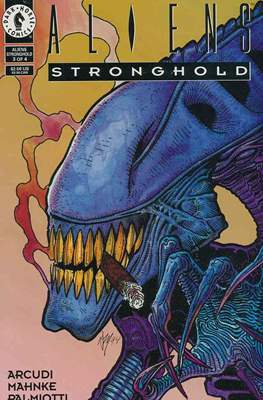 Aliens Stronghold (grapa) #3