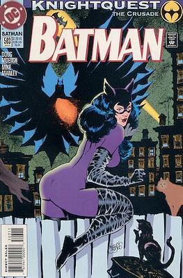 Batman Vol. 1 (1940-2011) (Comic Book) #503