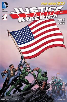 Justice League of America Vol. 3 (2013-2014)