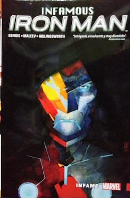 Infamous Iron Man (Rústica) #1