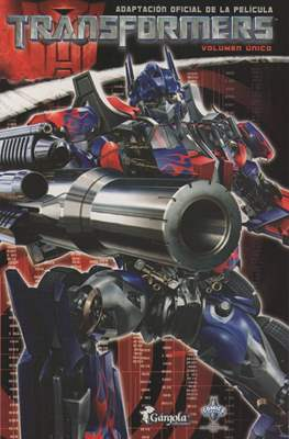 Transformers: Adaptación Oficial de la Película