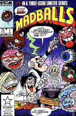 Madballs (Comic Book) #1