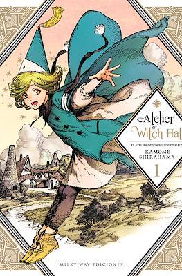 Atelier of Witch Hat - El atelier de sombreros de mago (Rústica con sobrecubierta) #1