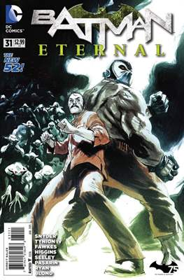 Batman Eternal (2014-2015) (Comic-Book) #31