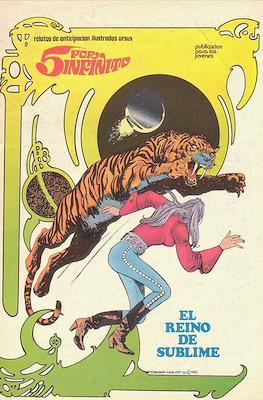5 por Infinito (1981) (Grapa) #4