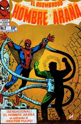 El Asombroso Hombre Araña #2
