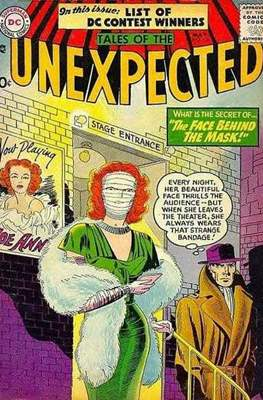 Tales of the Unexpected (1956-1968) (Comic Book) #13