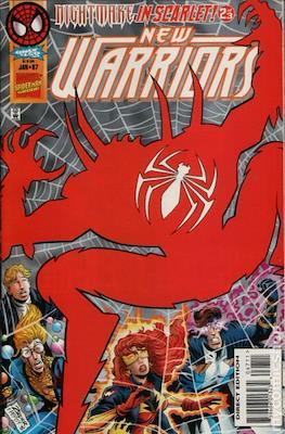 The New Warriors (Comic-Book) #67