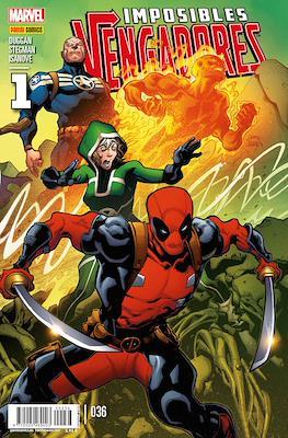 Imposibles Vengadores (2013-2018) (Grapa) #36