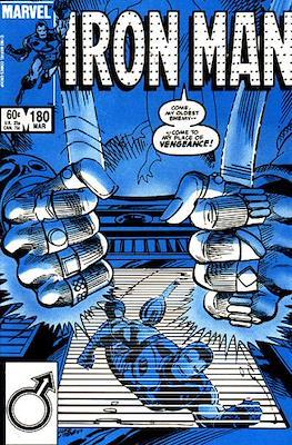 Iron Man Vol. 1 (1968-1996) (Comic book) #180
