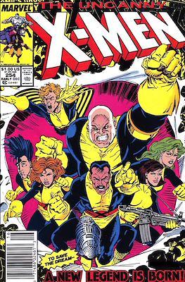 The Uncanny X-Men (1963-2011) (Comic-Book) #254