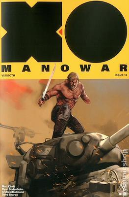 X-O Manowar Vol. 4 (2017-2019 Variant Cover) #12.2
