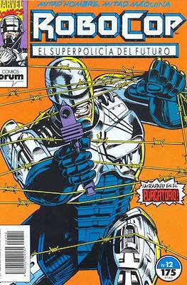 Robocop (Grapa. 19x27. 32 páginas. Color.) #12