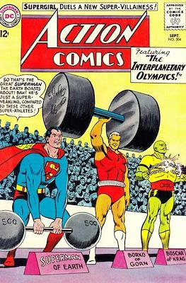 Action Comics Vol. 1 (1938-2011; 2016-) (Comic Book) #304