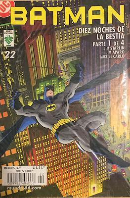 Batman (2002-2003) (Grapa) #22