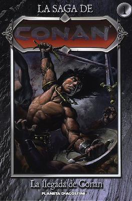 La saga de Conan #1