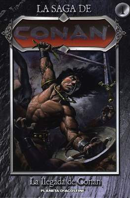 La saga de Conan (Cartoné 128 pp) #1