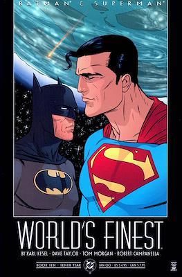 Batman & Superman: World's Finest (Softcover) #10