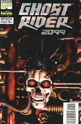 Ghost Rider 2099 (Grapa 24 pp) #10