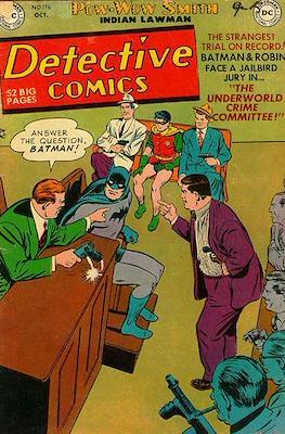 Detective Comics Vol. 1 (1937-2011; 2016-) (Comic Book) #176