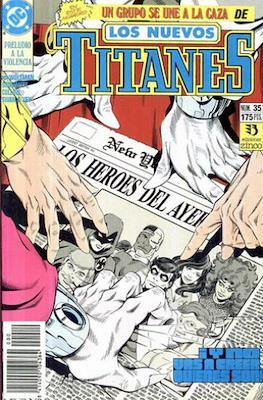 Nuevos Titanes Vol. 2 (1989-1992) #35