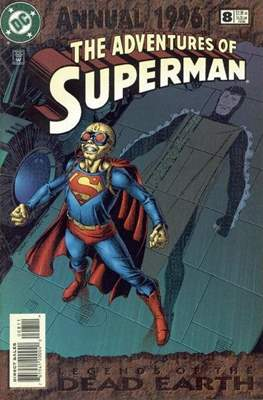 The Adventures of Superman Annual (Comic Book) #8