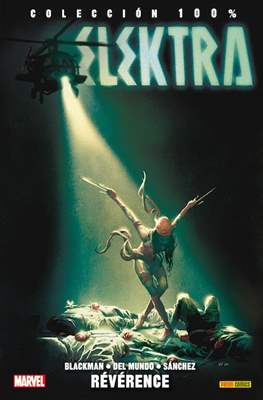 Elektra. 100% Marvel (Rústica con solapas) #2