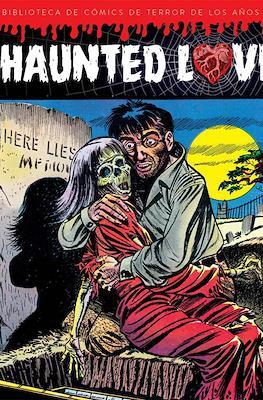 Biblioteca de cómics de terror de los años 50