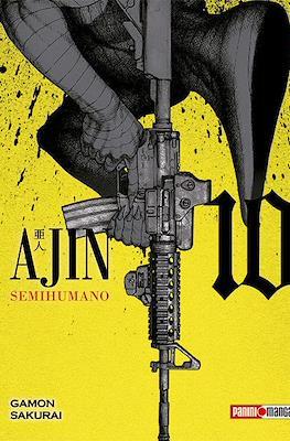 Ajin: Semihumano (Rústica) #10
