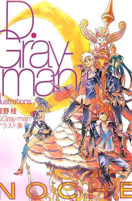D.Gray-man Illustrations Noche