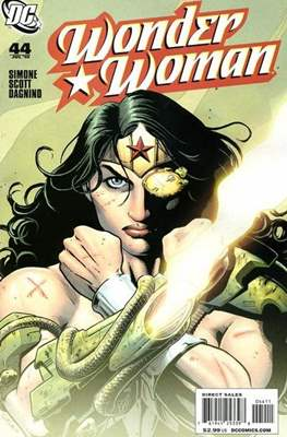 Wonder Woman Vol. 3 (2006-2011) (Comic Book) #44