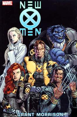 New X-Men Ultimate Collection (1991) (Softcover) #2