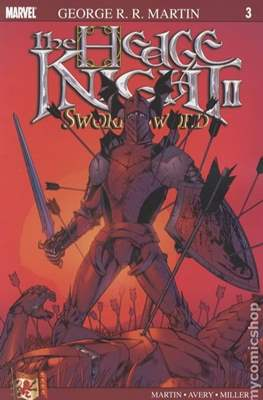 The Hedge Knight II: Sworn Sword (2007-2008) (Grapa) #3