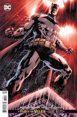 Detective Comics Vol. 1 (1937-2011; 2016- ... Variant Covers) (Cómic Book) #1010