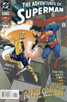 Superman Vol. 1 / Adventures of Superman Vol. 1 (1939-2011) (Comic Book) #527