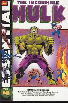Essential Hulk (Softcover) #4