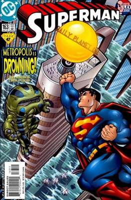 Superman Vol. 2 (1987-2006) (Comic Book) #163