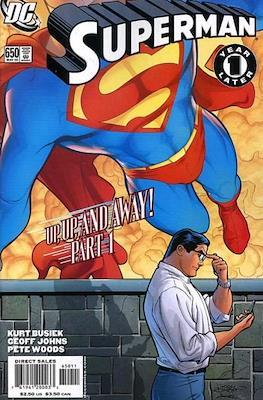 Superman Vol. 1 / Adventures of Superman Vol. 1 (1939-2011) (Comic Book) #650