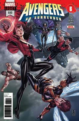 The Avengers Vol. 7 (2016-2018) (Comic-book) #680