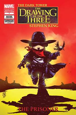 The Dark Tower: The Drawing of the Three - The Prisoner (Comic-book) #1.1