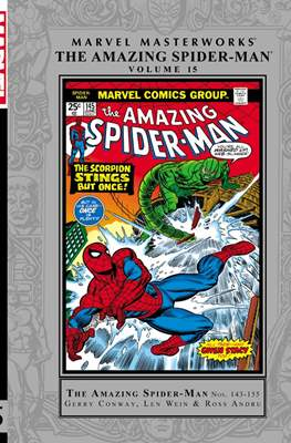 Marvel Masterworks: The Amazing Spider-Man #15