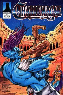 Charlemagne (Comic Book 52-36 pp) #5