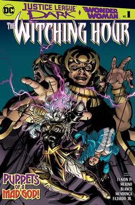 Justice League Dark & Wonder Woman: The Witching Hour