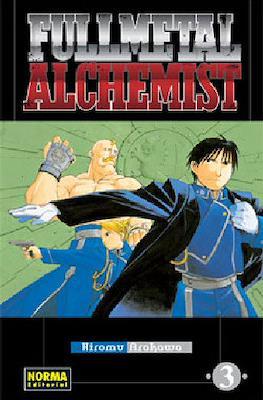 Fullmetal Alchemist (Rústica con sobrecubierta) #3
